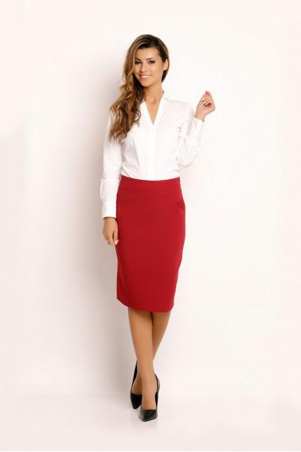Elegancka ołówkowa spódnica...