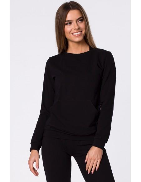 Ciepła sportowa bluza