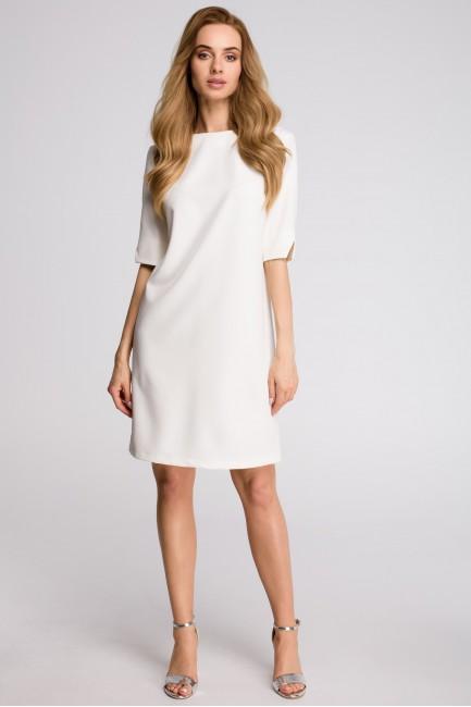 Sukienka pudełkowa z...