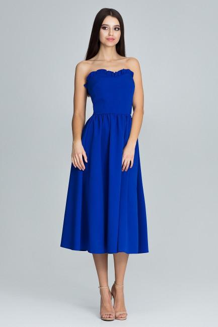Elegancka sukienka bez...